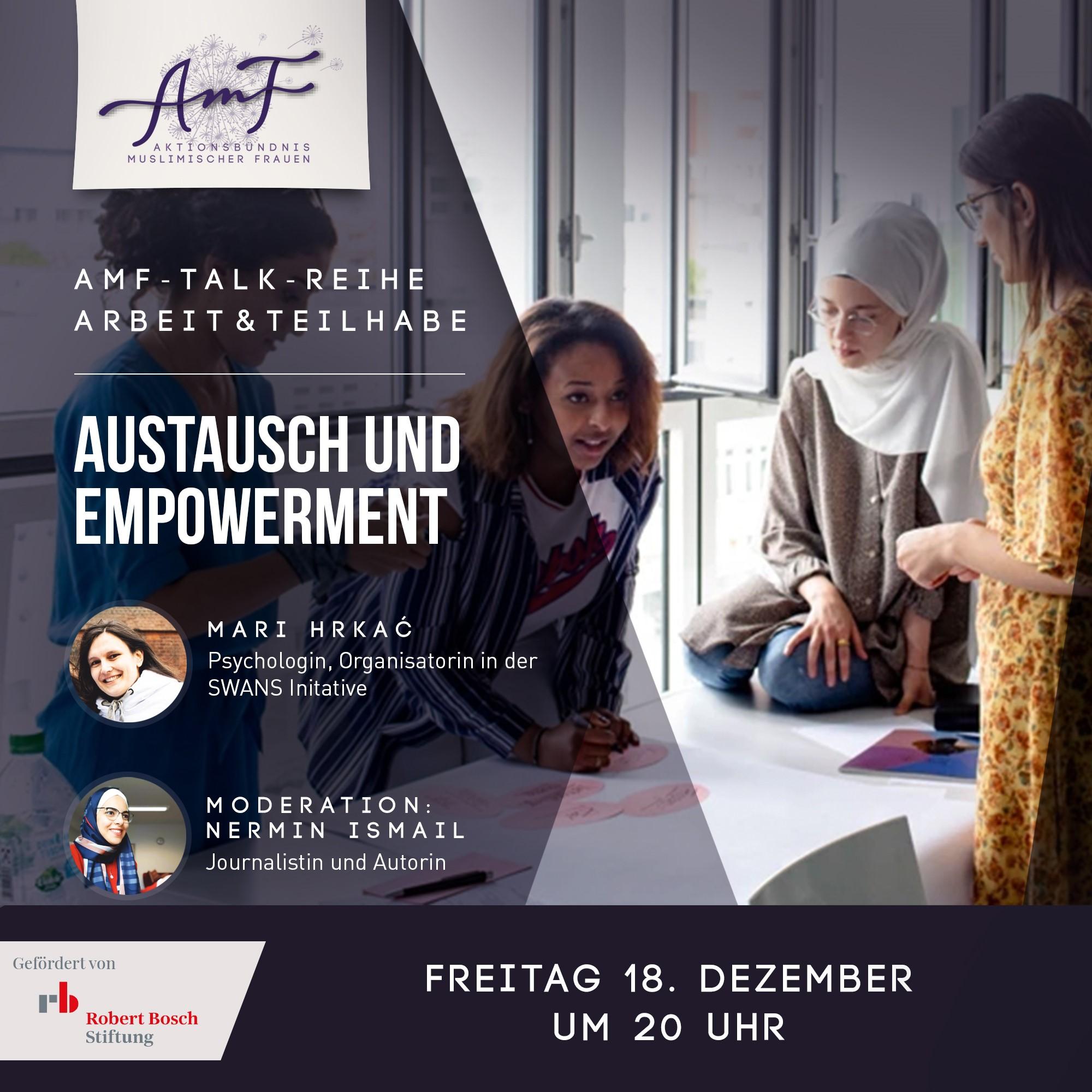 Austausch und Empowerment