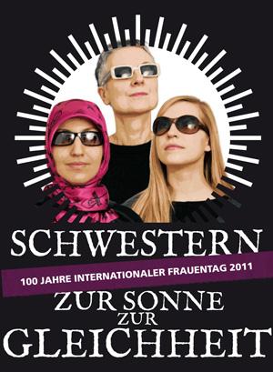 Schwestern, zur Sonne, zur Gleichheit!