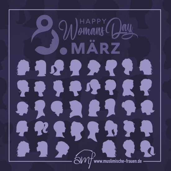 Internationaler Tag der Frau am 8. März 2019