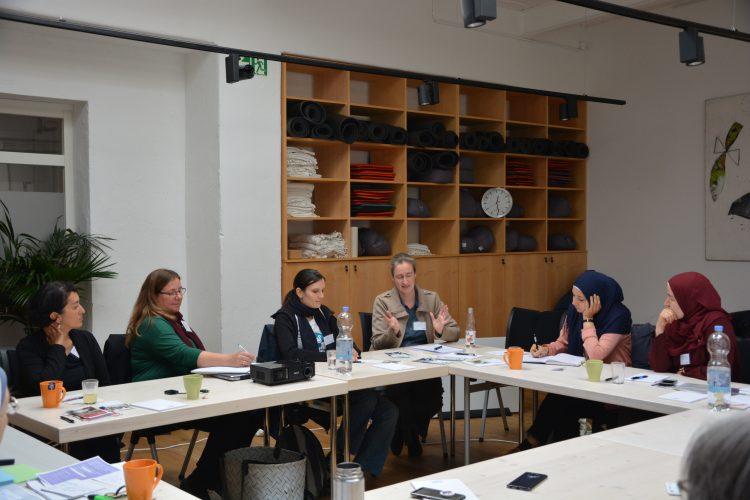 Erster Fachworkshop im Rahmen des von der Robert Bosch Stiftung geförderten Projekts