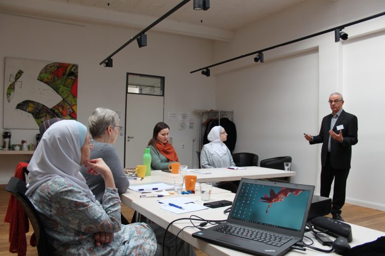 AmF- Workshop Elternbildung Im Übergang Schule Beruf