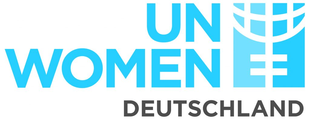 Logo des UN-Women Nationales Komitee Deutschland e.V.