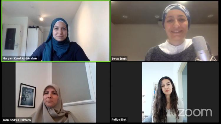Online-Diskussion: Männerwelten in der muslimischen Community