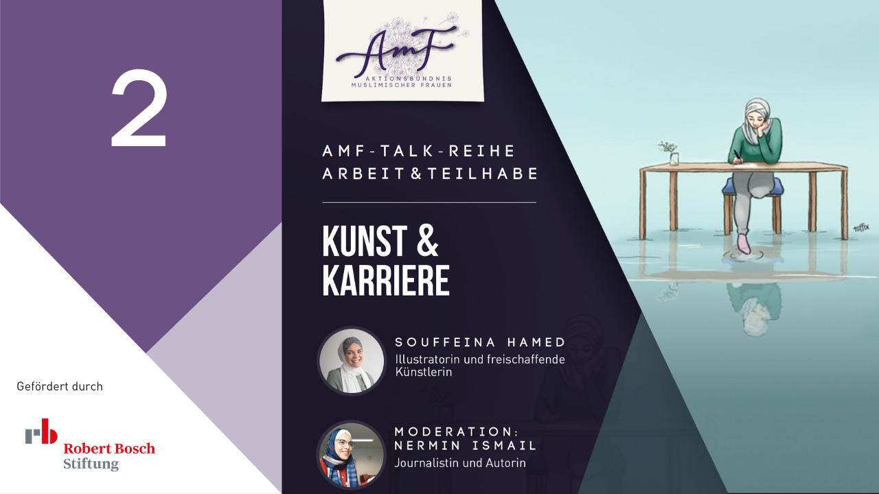 Arbeit und Teilhabe 2 – Kunst & Karriere