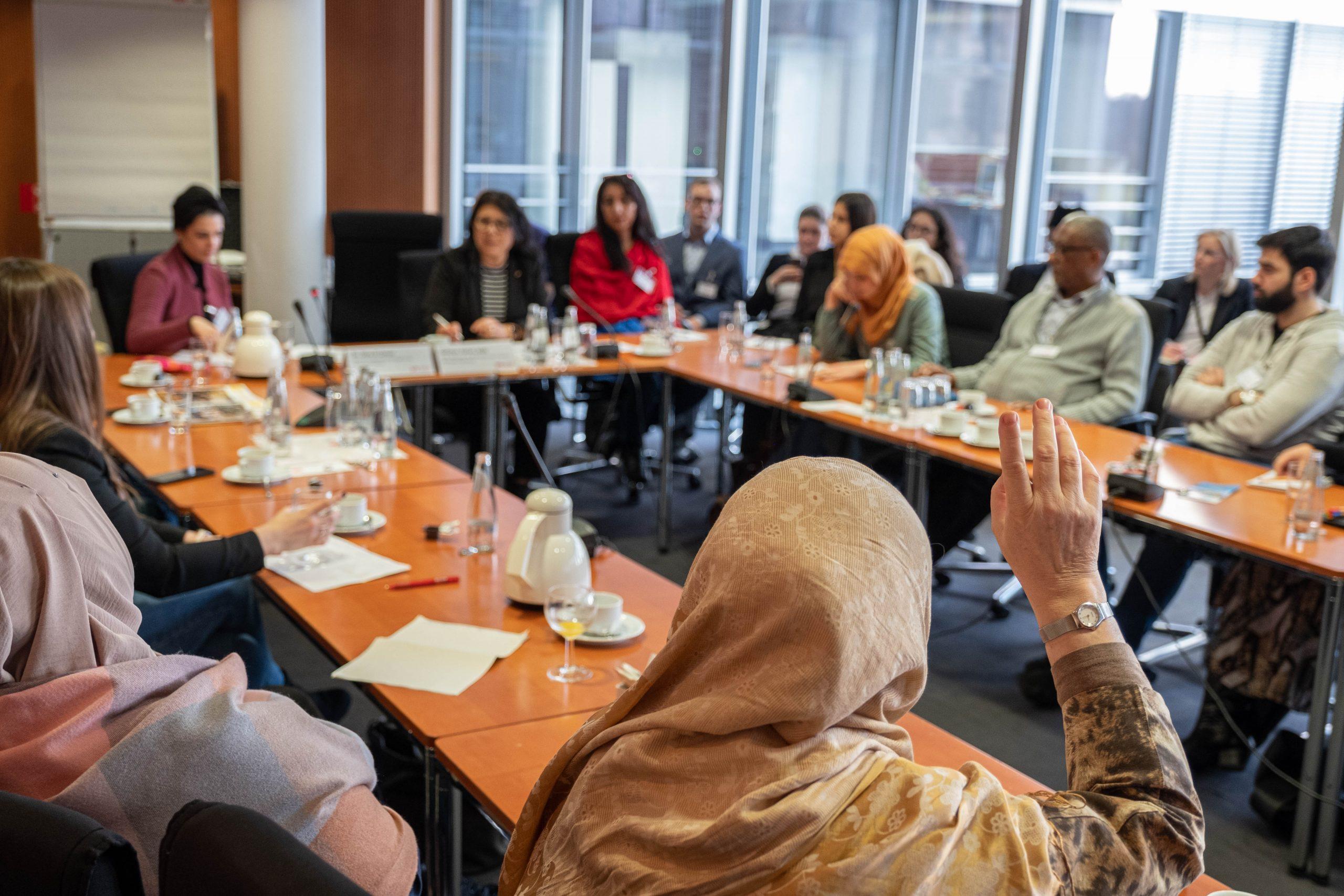 Muslime in Deutschland – Mittendrin statt nur dabei!