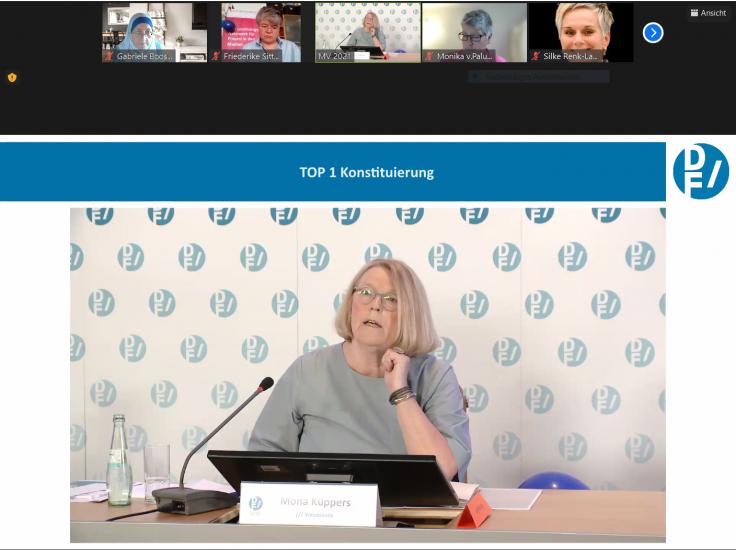 Mitgliederversammlung des Deutschen Frauenrats