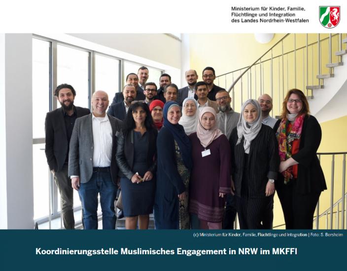 Tagung der Koordinierungsstelle muslimisches Engagement
