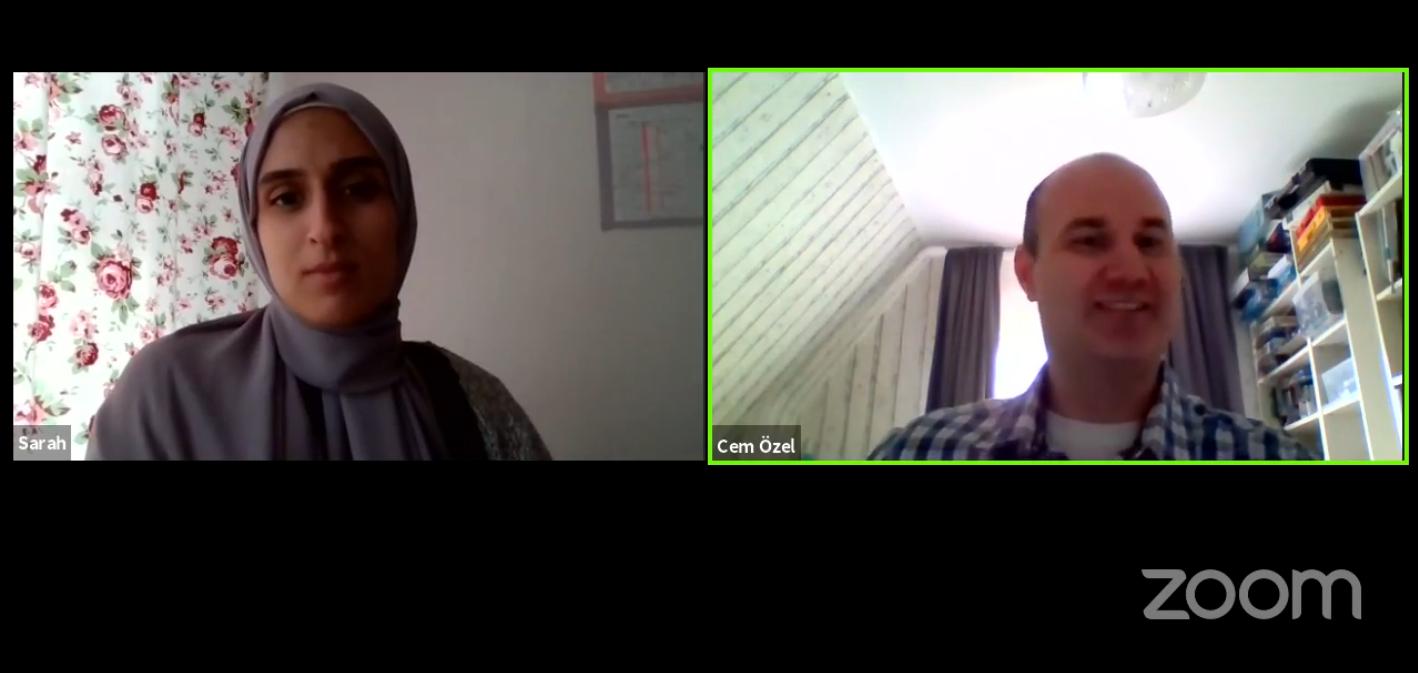 Live-Talk mit Cem Özel: Muslim:innen in der Politik