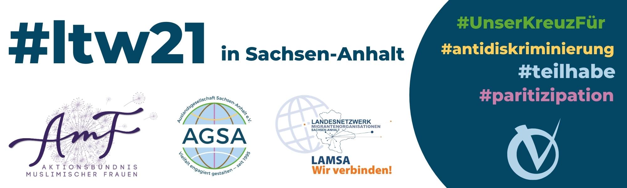 Wahlprüfsteine für Landtagswahl Sachsen Anhalt